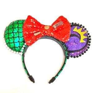 Disney Mouse Ears // Little Mermaid - Ariel